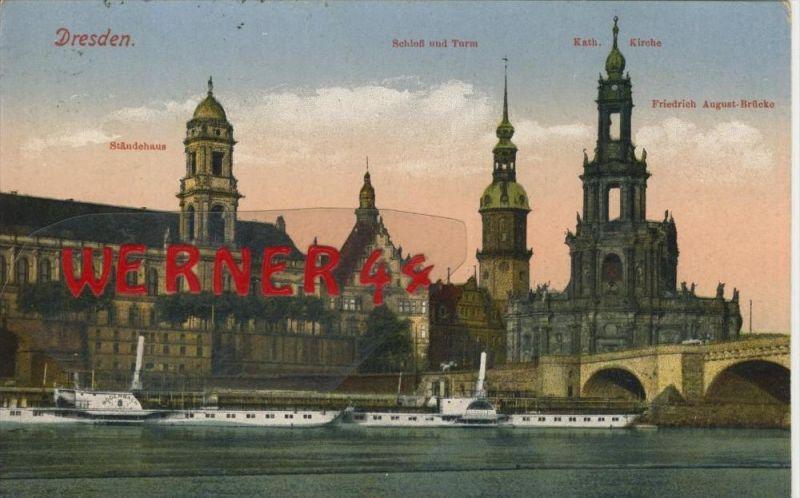 Dresden v. 1923  ()  --  siehe Foto !!  (29423) 0