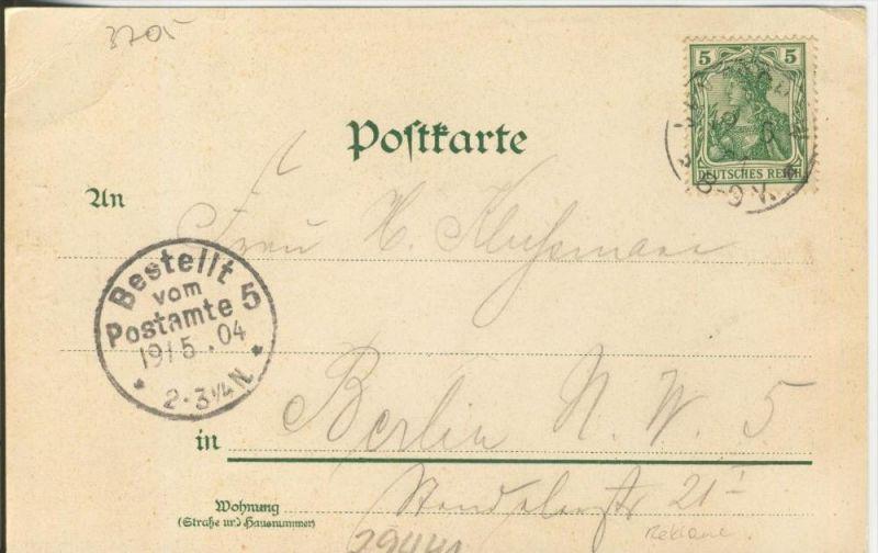 Ilsenthal und Ilsenstin im Harz v. 1904   ()  --  siehe Foto !!  (29441) 1