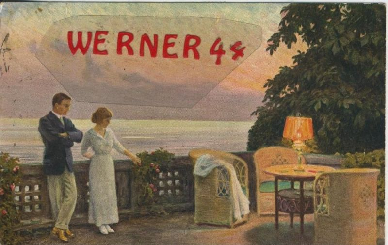 Dänishe Kunst v. 1920    ()  --  siehe Foto !!  (29490) 0