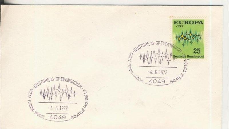 Europa vom 4.6.1972   (37250)