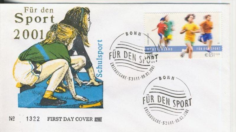 Für den Sport vom 8.2.2001 (37252)