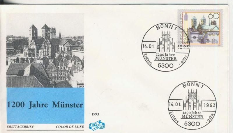 1200 Jahre Münster vom 14.1.1993   (37253)