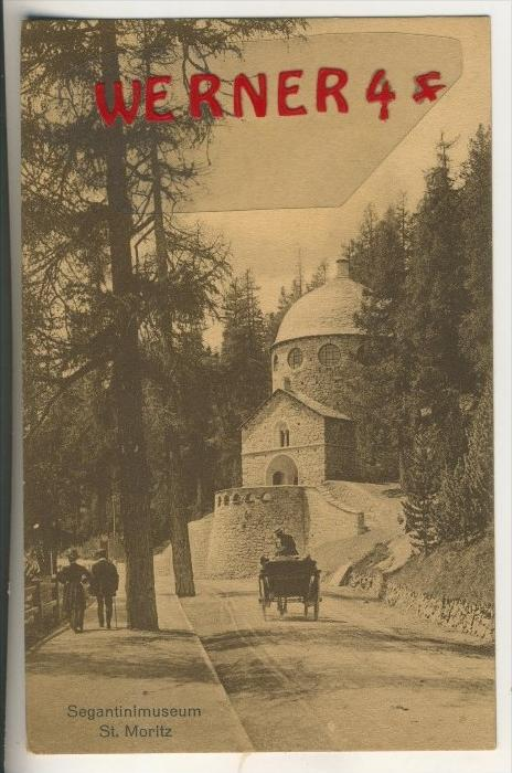St. Moritz v. 1928  Segantinimuseum  (37617)