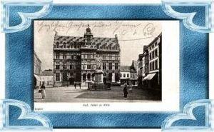 Hal v.1901 Hotel de Ville (9399-057)
