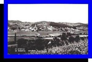 St. Stefan v.1955 Dorfansicht (676)
