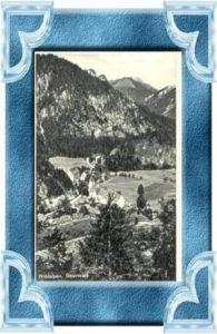 Wildalpen v.1937 Dorfansicht (9859)