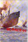 1. Weltkrieg v. 1916  Kriegsschiffe  (33678)