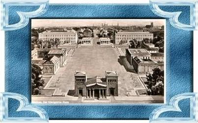 München v.1938 Königliche Platz (11807)