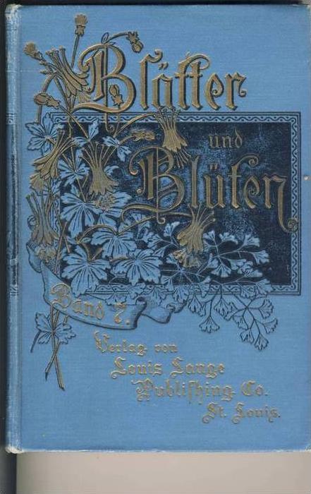 Blätter und Blüten von 1901 sh. beschr. !!  (28999-31)