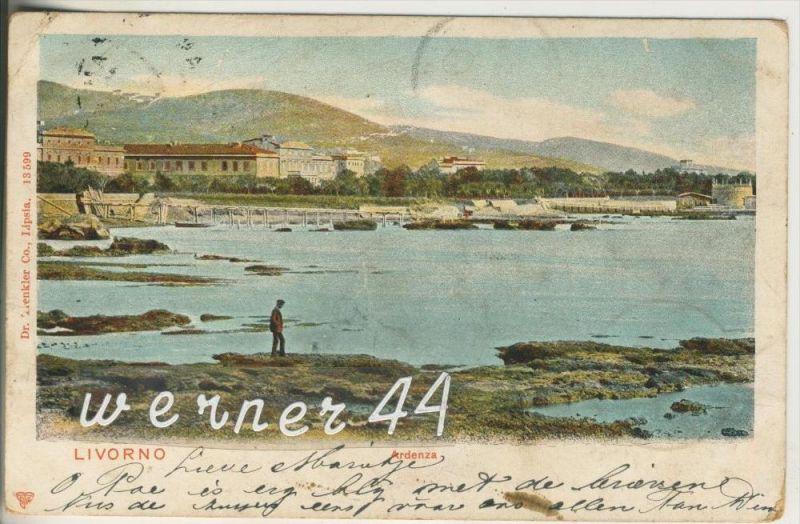 Livorno v. 1904 Ardenza (23071)