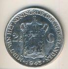 Bild zu 2 1/2 gulden 1943...