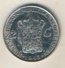 Bild zu 2 1/2 Gulden v.19...