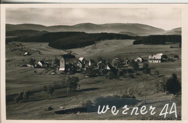Saig v. 1955  Dorfansicht  (50491)