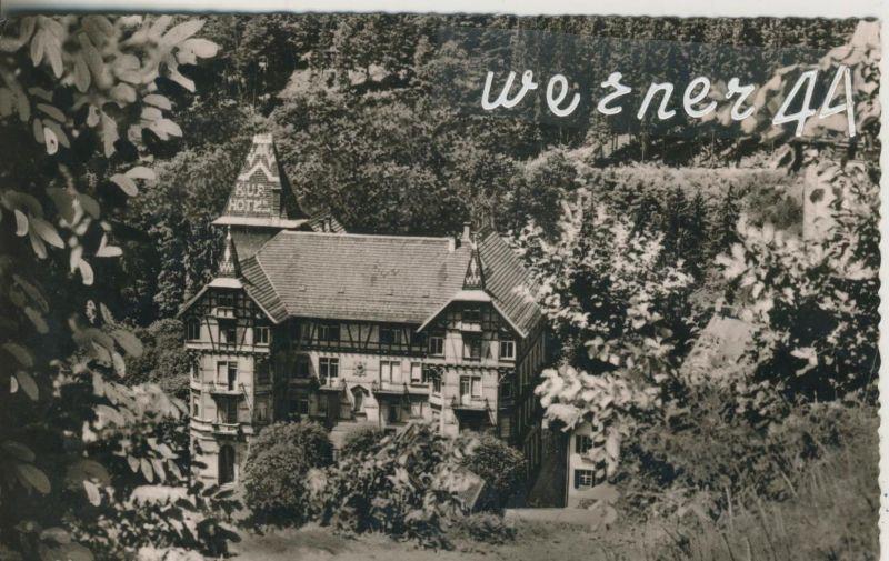Bad Peterstal v. 1955  Kurhaus Schlüsselbad  (50490)