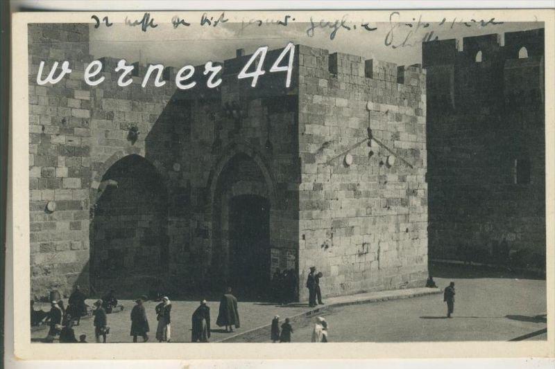 Jerusalem v. 1938 Das Jaffator (6276)