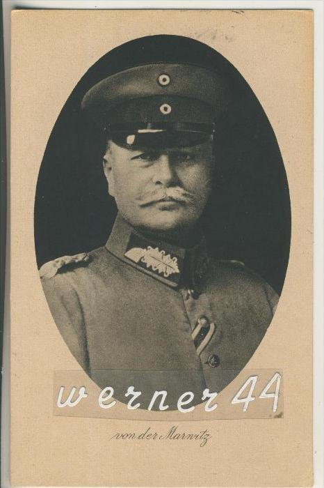 von der Marwitz v.1916 (5999E)