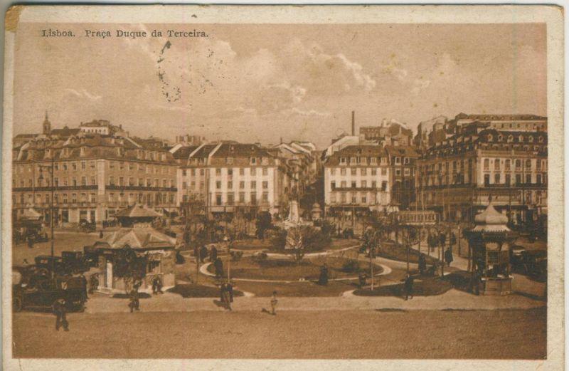 Lisboa v. 1930  Parca Duque da Terceira  (50946)