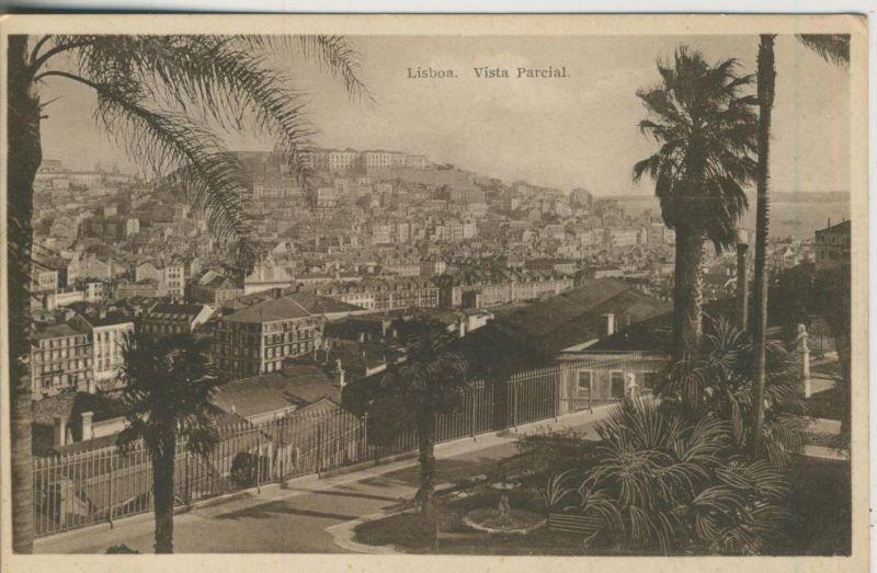 Lisboa v. 1930  Vista Parcial  (50944)