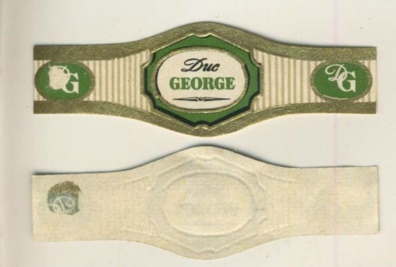 Gue George - Zigarrenbauchbinde  (51744)