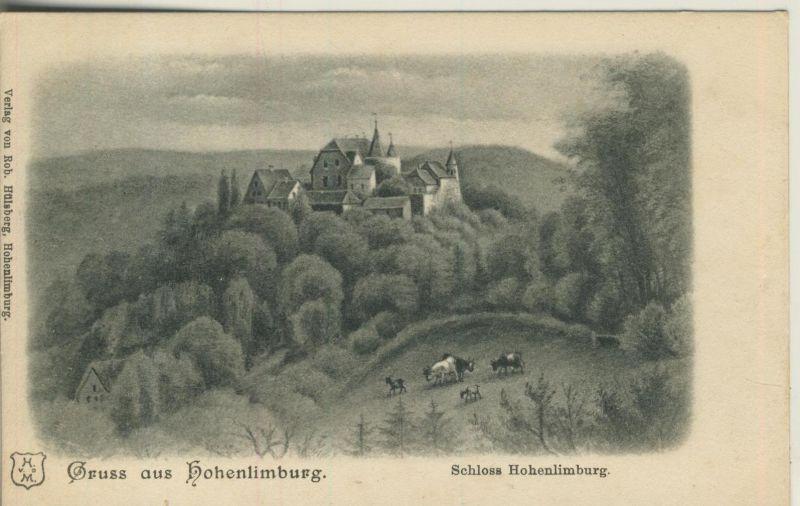 Hohenlimburg v. 1904  Schöoß Hohenlimburg  (52959)
