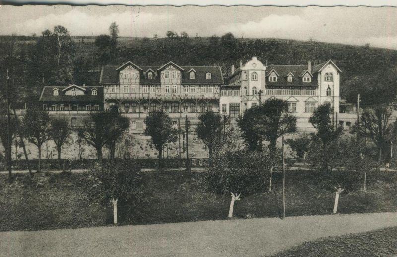 Eschwege-West v. 1959  Hotel Bergschlößchen  (52962)