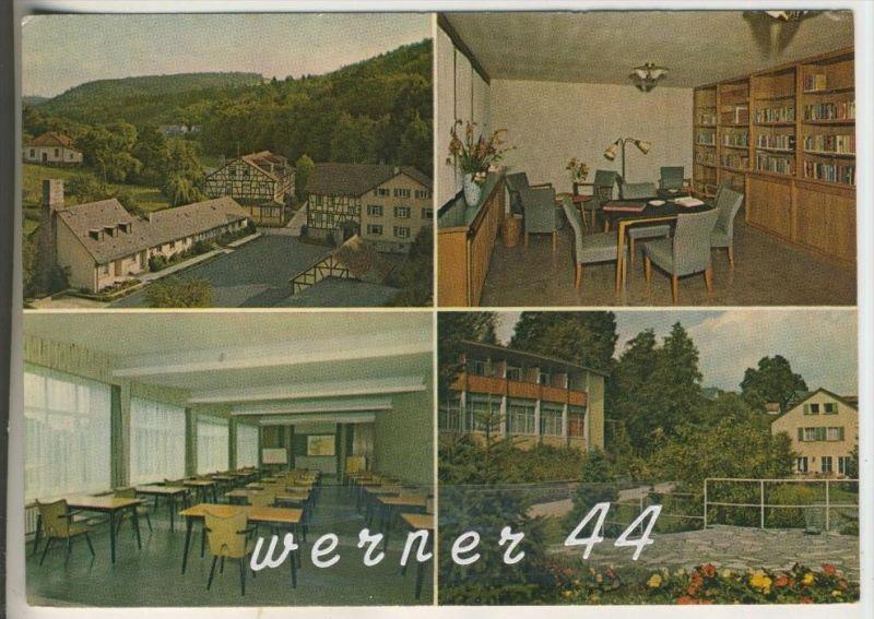 Emmershausen v.1965 Emmershäser-Mühle (4377)