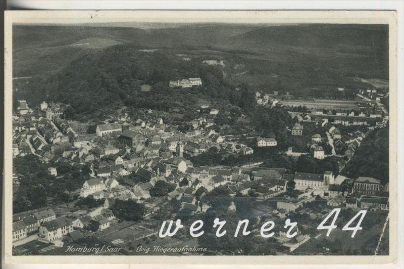 Homburg v.1940 Fliegeraufnahme  (4383)