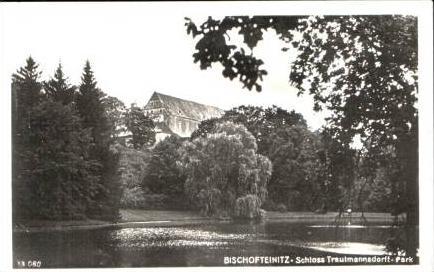Bischofsteinitz v.1934 Schloß (15398)