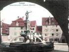 Colmar v.1912 Schwendibrunnen & Häuser (15617)