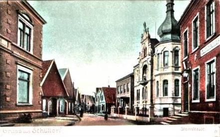 Schüttorf v.1906 Steinstrasse(15853-03)