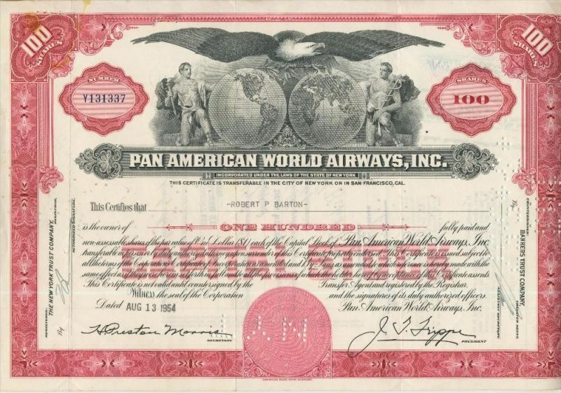 Pan American World Airwars, Inc.  (44027)