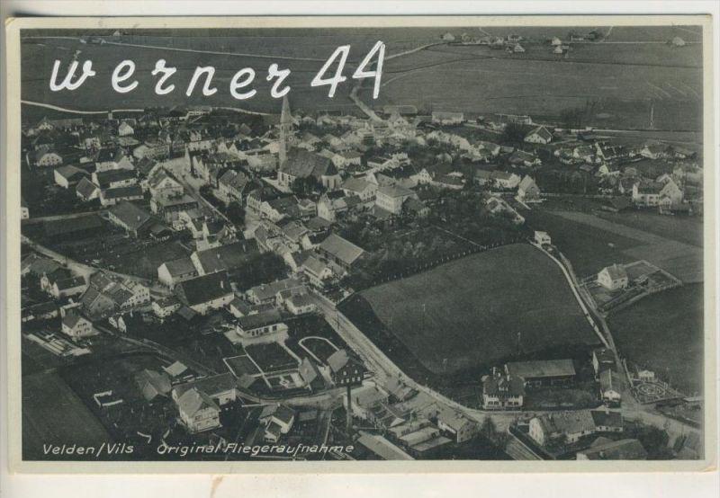 Velden / Vils v.1938 FLIEGERAUFNAHME (8323)