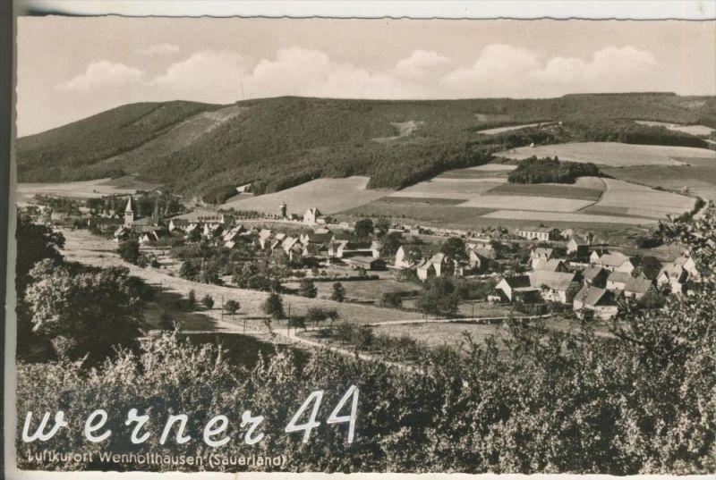 Wenholthausen v.1959 Total-Dorfansicht (15499-028)