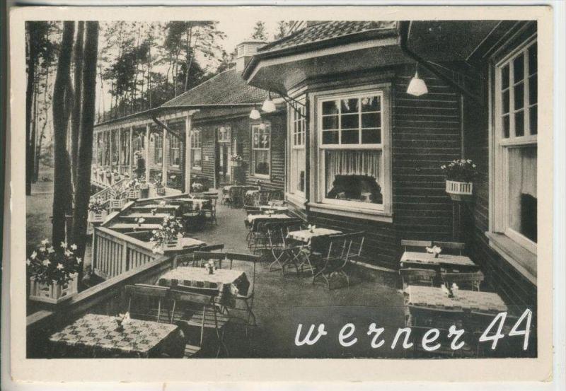 Königsforst bei Köln v.1955 Hotel-Restaurant DB-Bahnhof,Inh. Wilh. Zaß (15499-032)