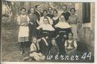 Unter-Premstätten v.1926 Nonnen,Pfarrer,Mädchen,Kinder  (18085)
