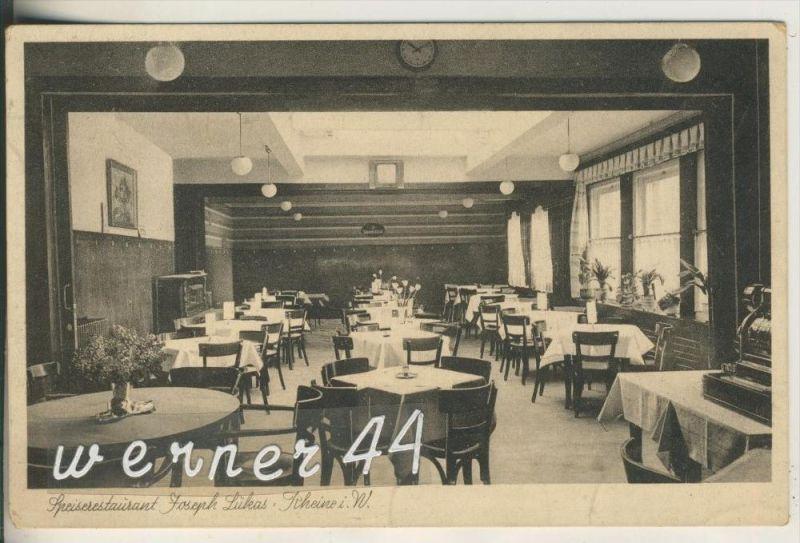 Rheine v. 1929 Speiserestaurant J. Lukas (23324-21)