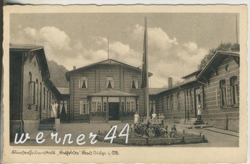 Bad Sülze v. 1934  Die Kinderheilanstalt