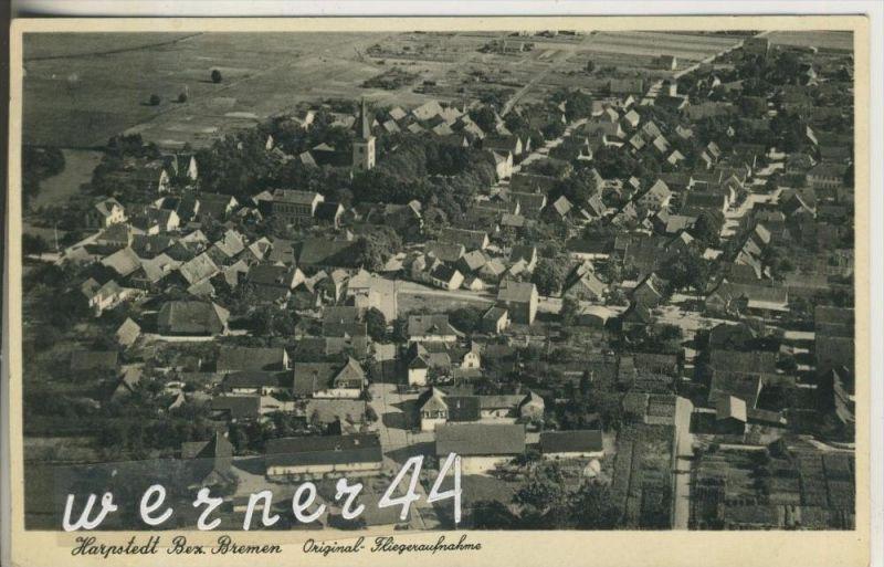 Harpstedt v. 1940  Original Fliegeraufnahme  (46729)