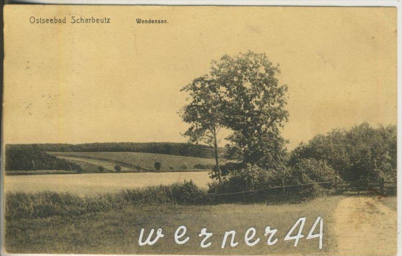Ostseebad Scharbeutz v. 1927  Der Wendensee  (46734)
