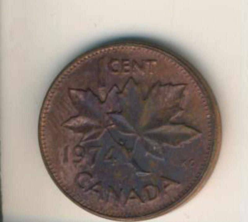 Canada v. 1974  1 Cent  (49151)