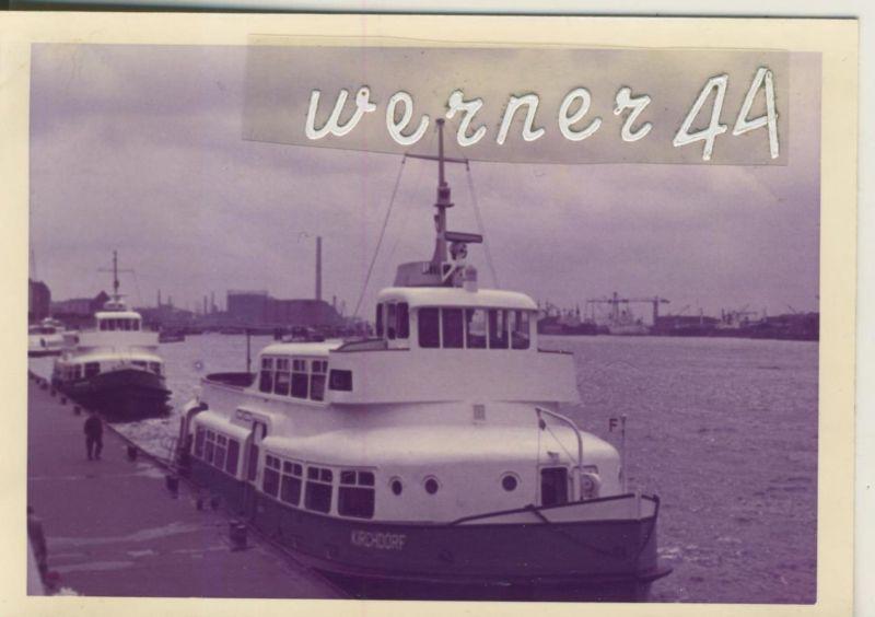 Hamburg v. Aug. 1968 Das Hadag-Schiff