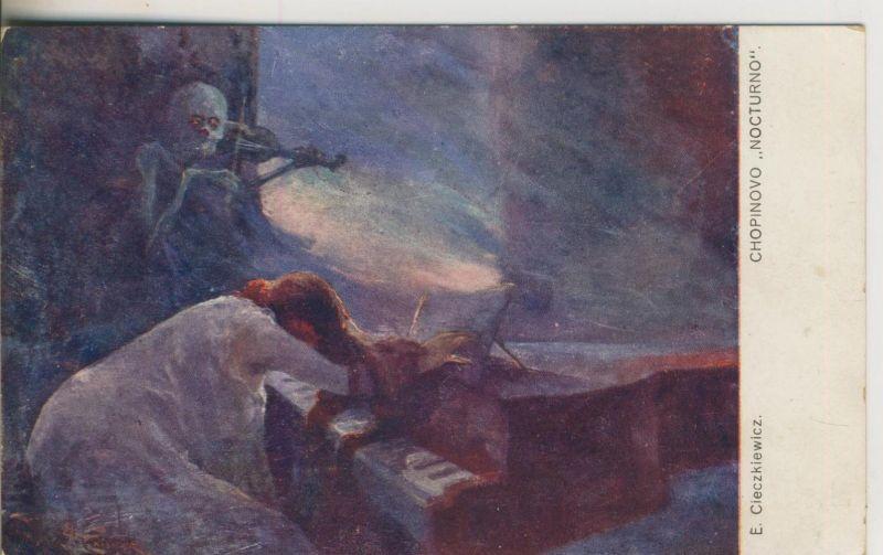 E. Cleczkiewicz v. 1914  Edition