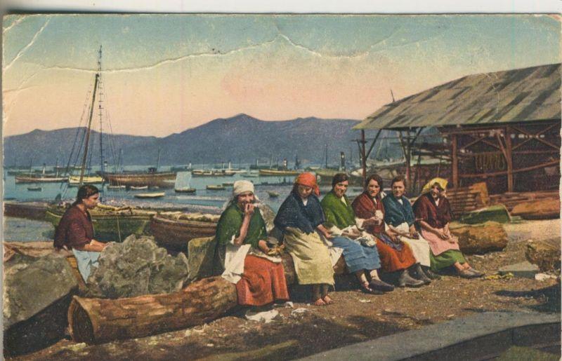 Vigo v. 1925  Tipos del pais  (50951)