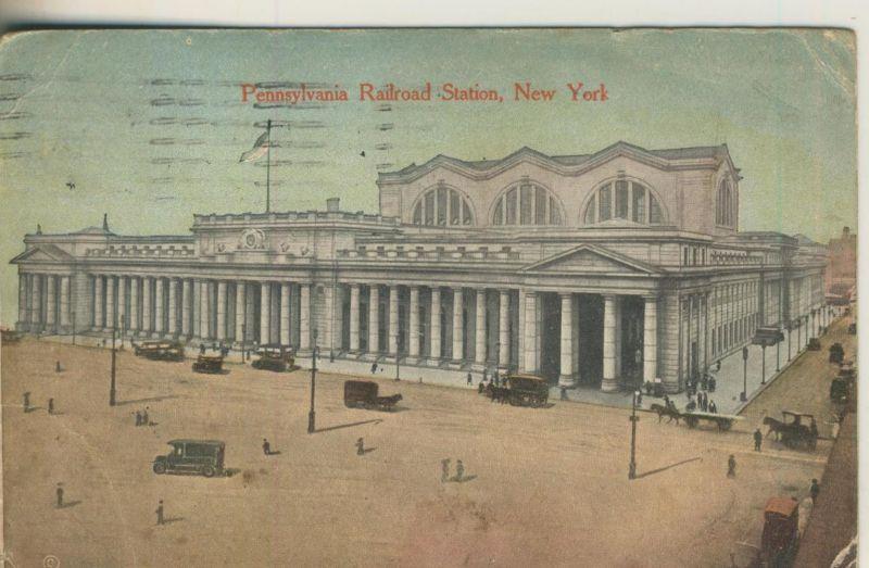 Pennsylvania v. 1914  Railroad Station, New York  (50958)