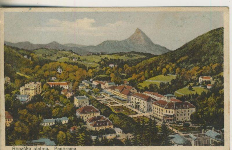 Rogaška Slatina v. 1934  Panorama  (50979)