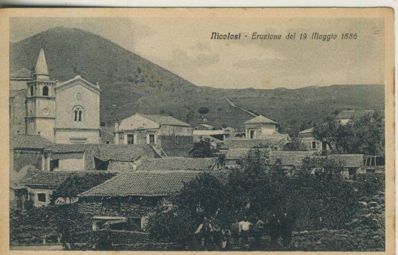 Nicolosi v. 1926  Eruzione del 19 Moggio  (50981)