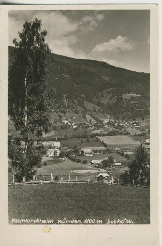 Kleinkirchheim v. 1935  Dorfansicht  (50999-30)