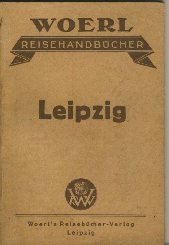 'Woerl Reisehandbücher v. 1934