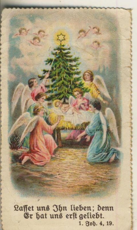 Jesus ist geboren v. 1934 (51669)