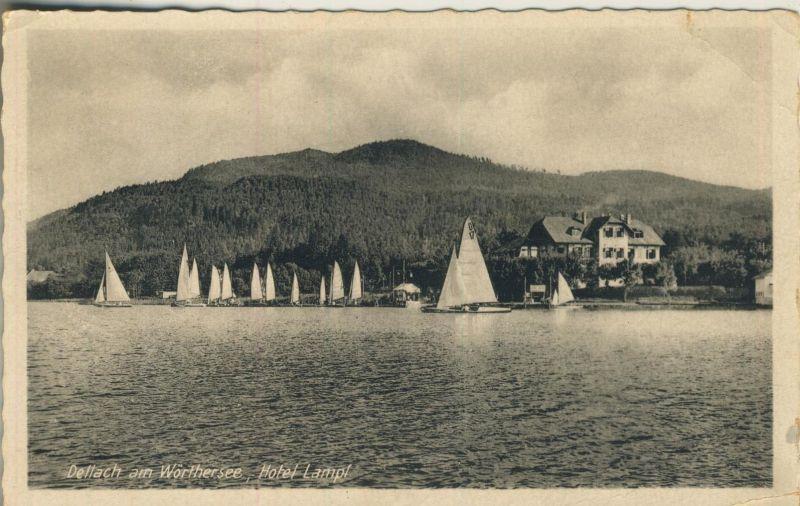 Dellach am Wörthersee v. 1963  Hotel